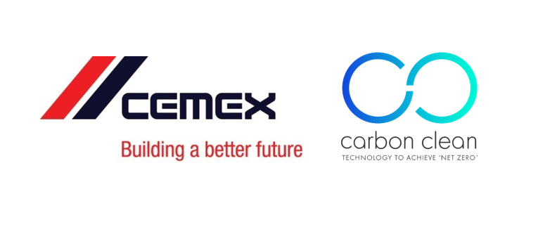 CEMEX and Carbon Clean to develop low-cost carbon capture technology