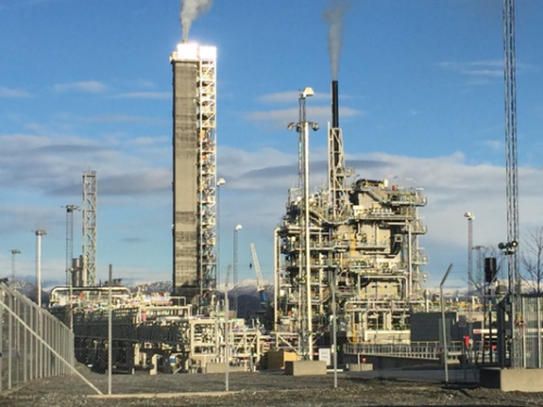 First Fully commercial CCSU Plant Launches Capturing CO2 at $30 per tonne